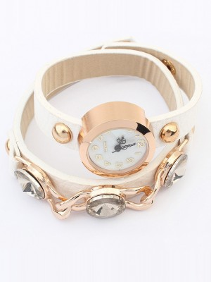 Vesten Stilig Trendy Retro Varm Salg Bracelet Watch