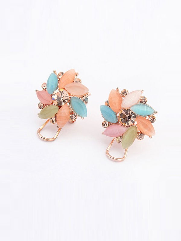 Vesten Fasjonable Boutique Collision Color Varm Salg Ear Clip